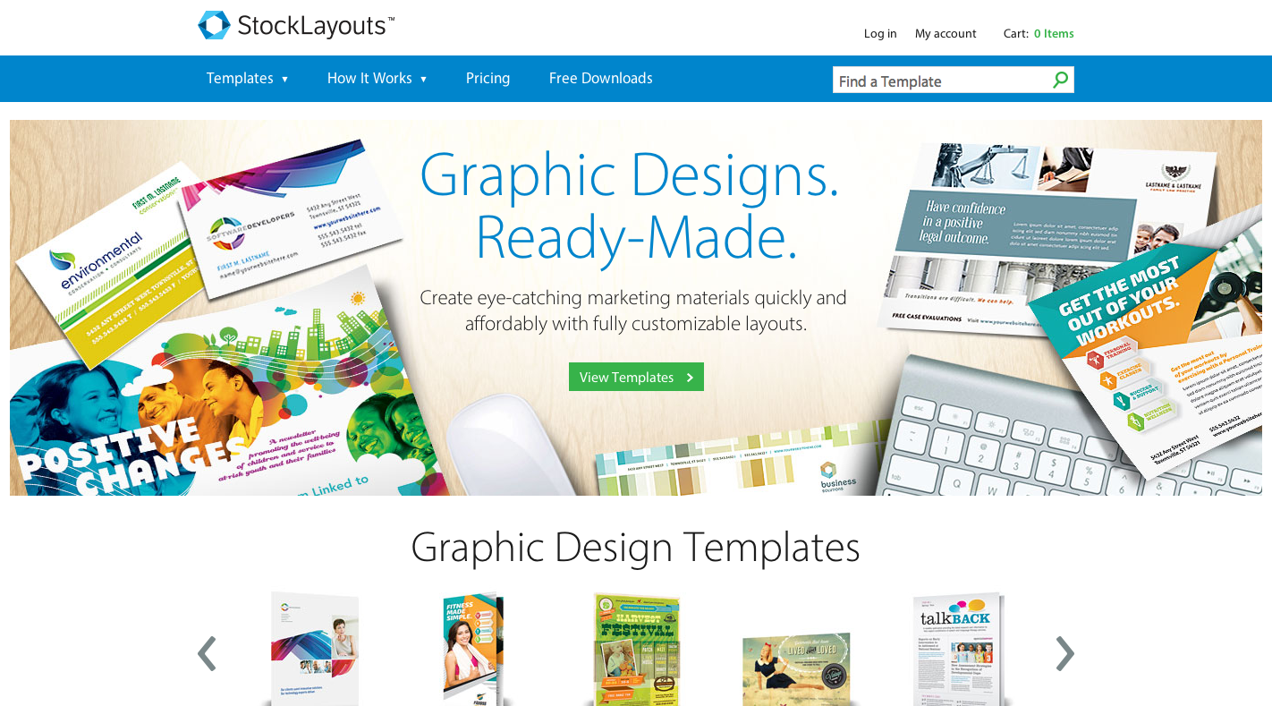 I 5 siti migliori dove poter scaricare gratis template di for Costruttore di layout gratuito