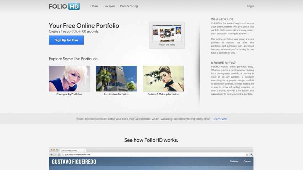 Folio HD