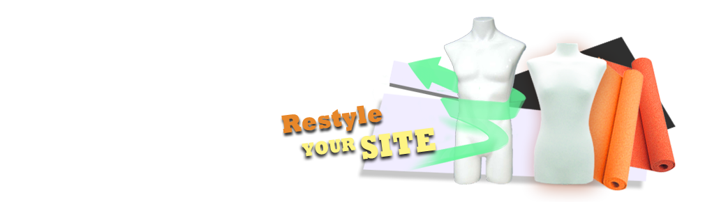 restyle site