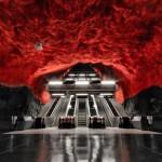 Metropolitana di Stoccolma – La più lunga mostra d'arte al mondo