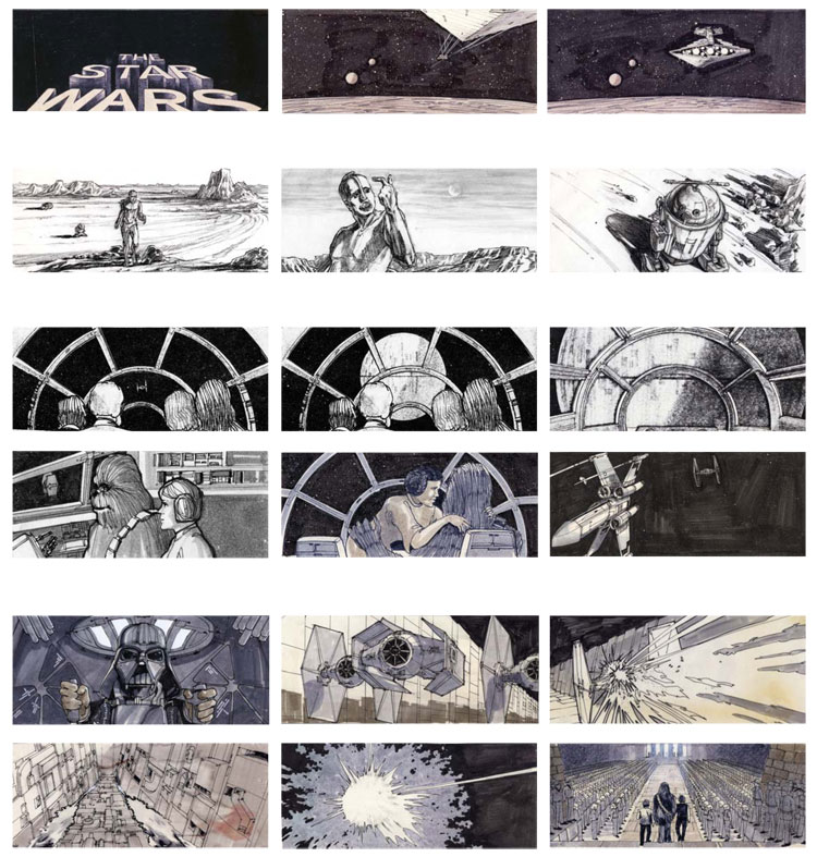 star-wars-storyboard