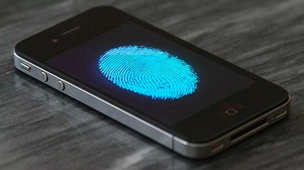 Iphone impronte digitali