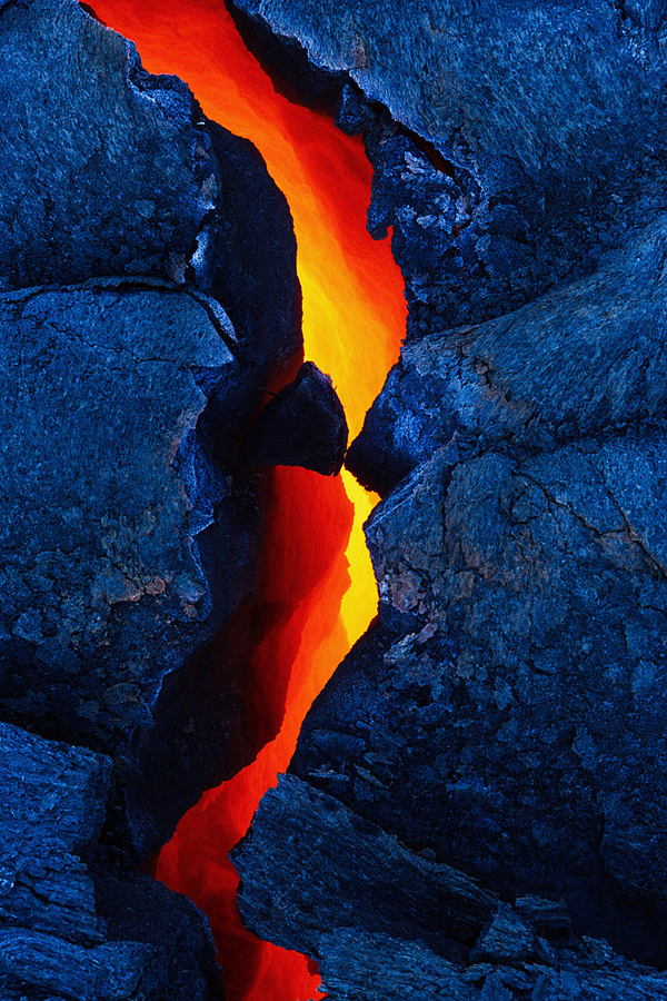 Lava 4 by Bruce Omori