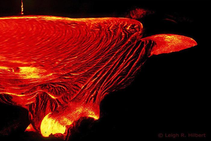 Lava by Leigh Hilbert