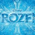 Logo Frozen: il regno di ghiaccio