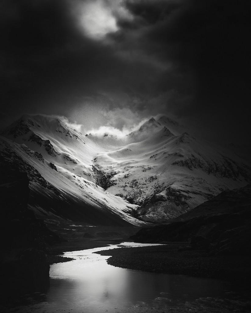 Foto Infrarossi Islanda