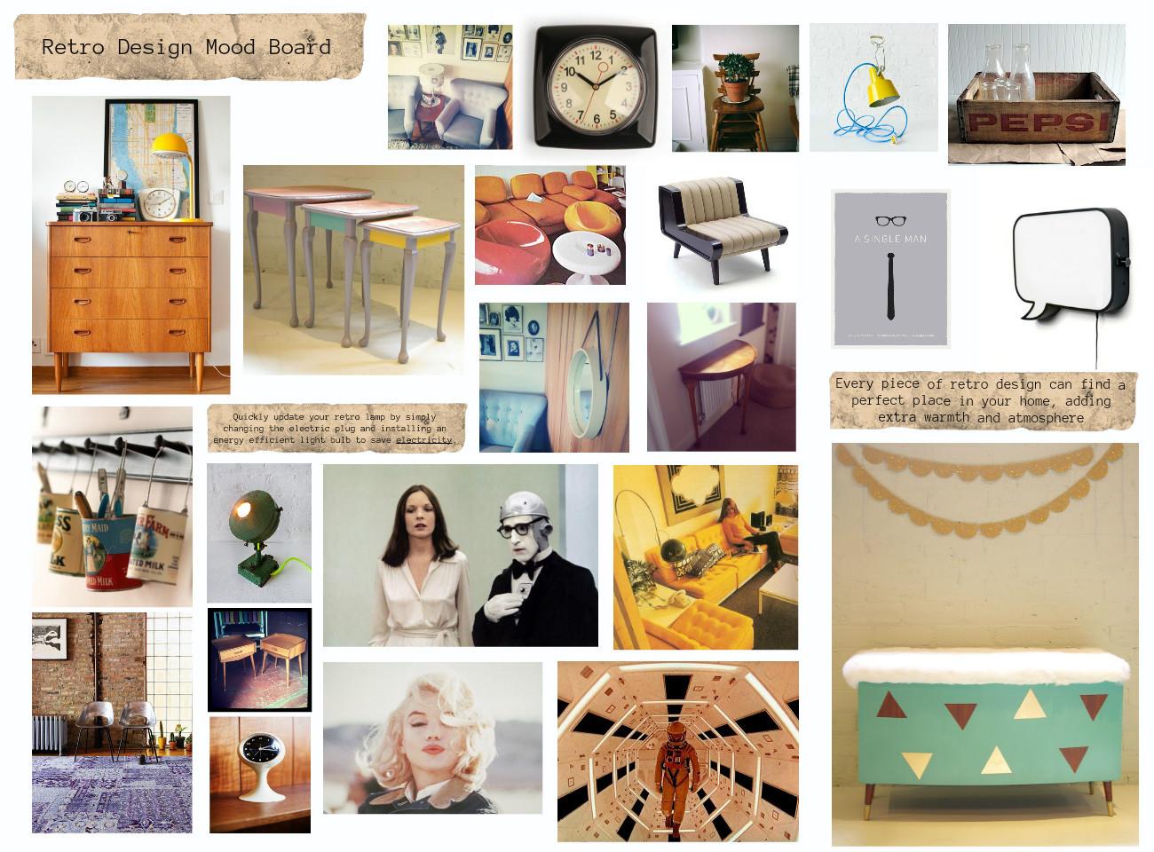 I 4 punti di partenza per realizzare un moodboard pensa for Riviste di interior design