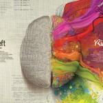La zona del cervello in cui si forma il pensiero creativo
