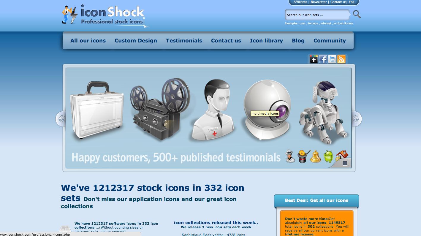 Migliori siti Web di collegamento 2013