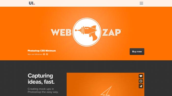 WebZap-plug-in-di-photoshop