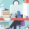 scrivania-disordinata